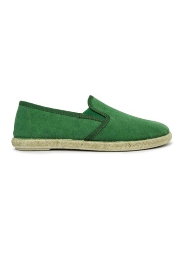 Espargatas Espadril Yeşil